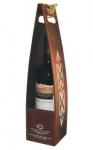 Caja de madera con vino (10511)