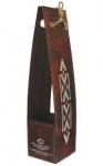 Caja de madera para vino (10510)