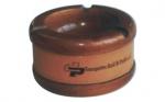 Cenicero de madera torneado (220/01)