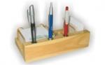 Portataco de madera con taco (00960)