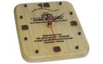 Reloj de pared de madera (229/01)